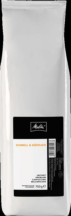 Melitta® Instant Premium Cappuccino Milchpulver